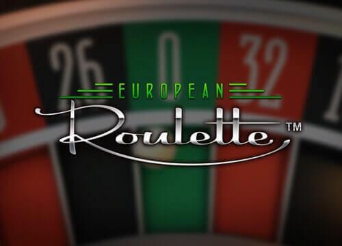 Jugar ruleta europea