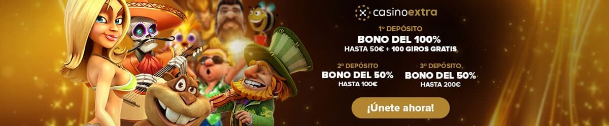 Casino Extra Ruleta Europea Cabezera