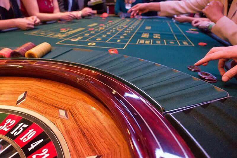 mesa de apuestas reales ruleta