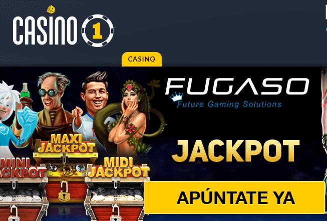 Bonos giros gratis Casino 1