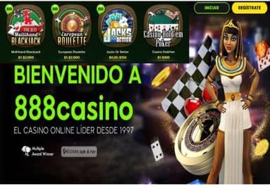 Ganar puntos con Casino 888 Club