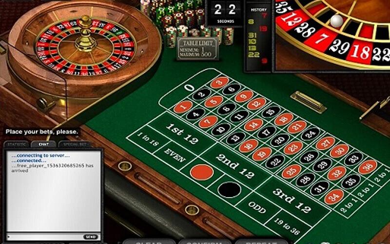 simulador ruleta online